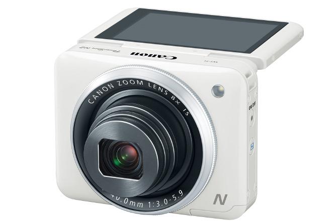 Τετράγωνη κάμερα για selfie από την Canon