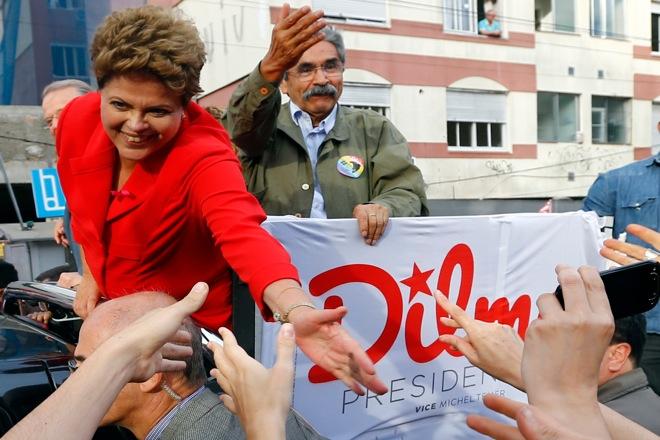 Στις κάλπες η Βραζιλία