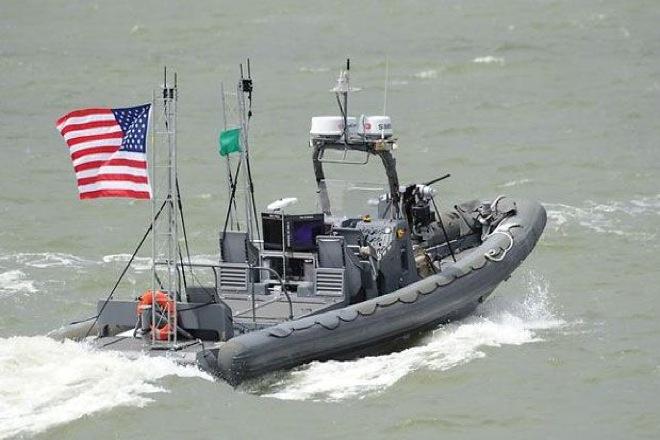 Σκάφη-ρομπότ ρίχνουν στη «θάλασσα» για περιπολία οι ΗΠΑ