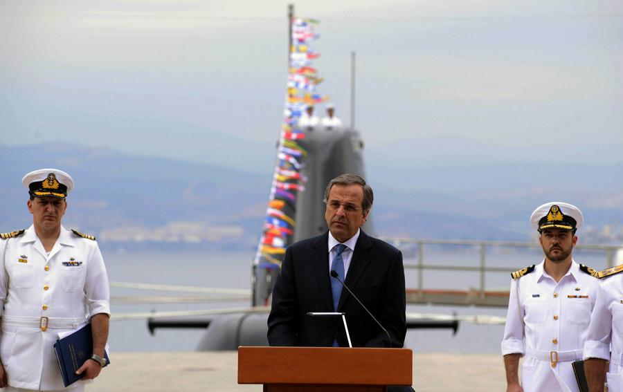 Σαμαράς: «Η Ελλάδα στέλνει μήνυμα ισχύος»