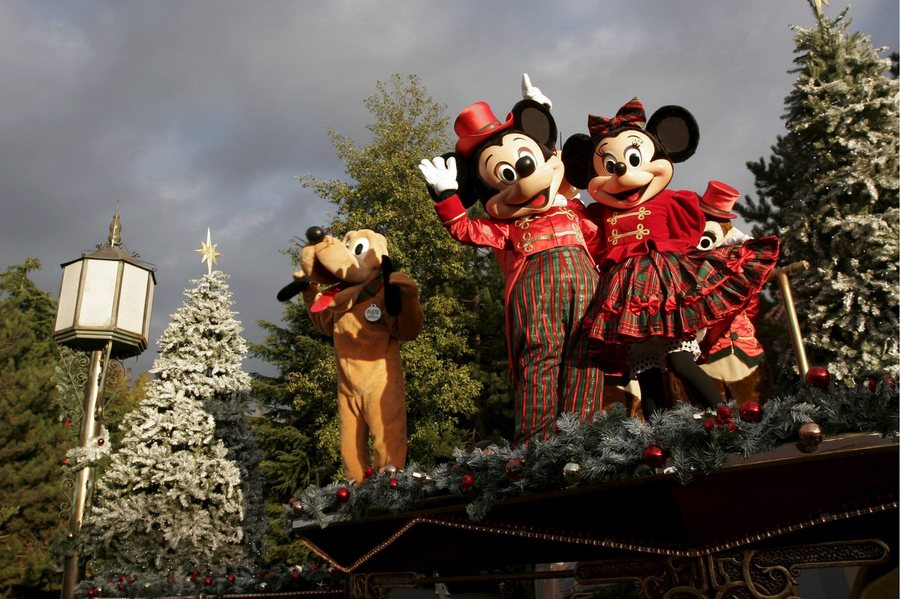 Ένα δισεκατομμύριο ευρώ για τη σωτηρία της Euro Disney