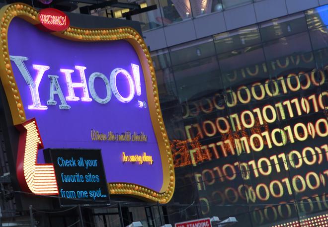 H Yahoo! ρίχνει χρήμα στο Snapchat