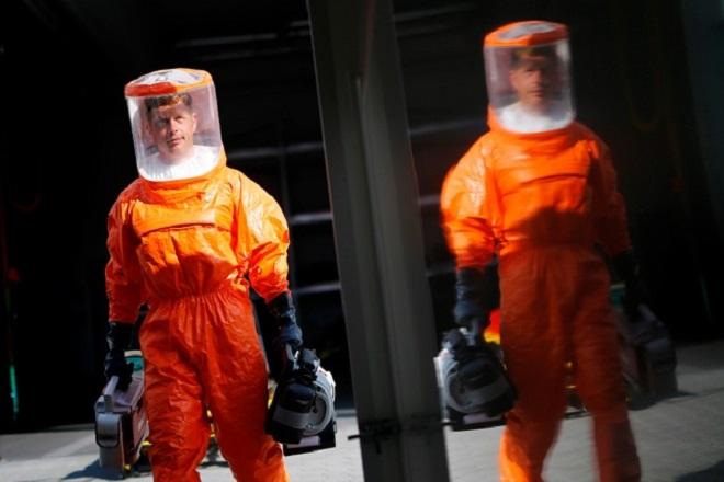 Νέα μέτρα προστασίας κατά του Έμπολα από το υπουργείο Υγείας