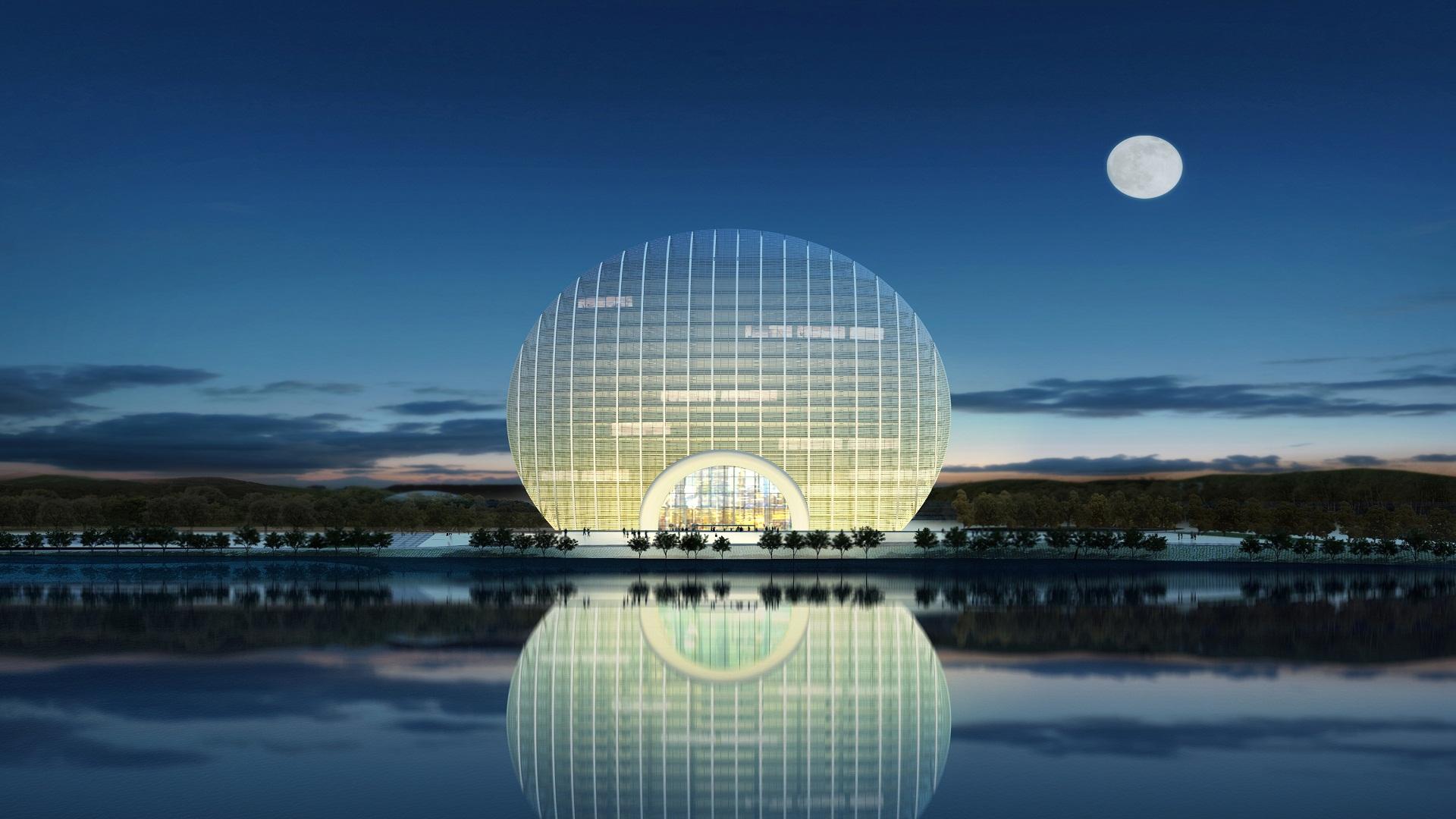 Το ονειρικό ξενοδοχείο Kempinski στο Πεκίνο
