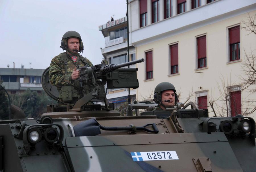 Τρεις νεκροί στρατιώτες από έκρηξη όλμου σε στρατόπεδο του Βόλου