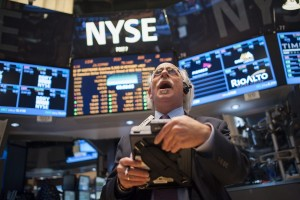 NY Stock Exchange closes with record high