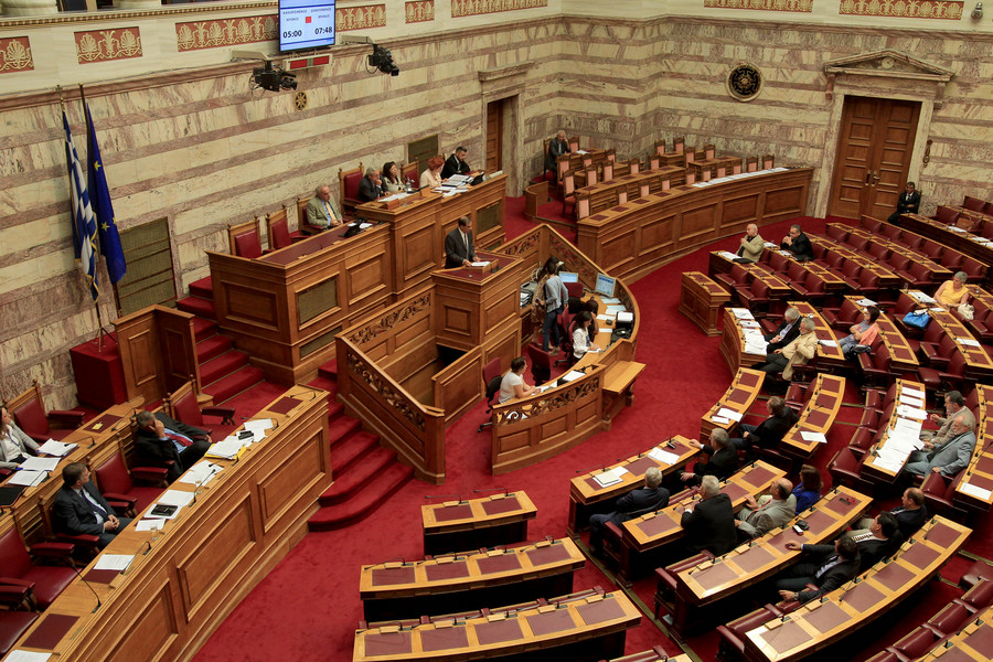 Δείτε LIVE τη συζήτηση στη Βουλή για την ψήφο εμπιστοσύνης
