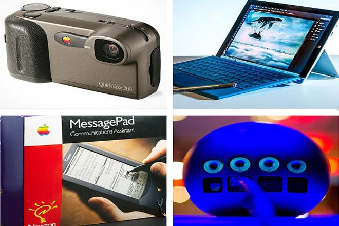 Οκτώαποτυχημένες συσκευές στην ιστορία της τεχνολογίας