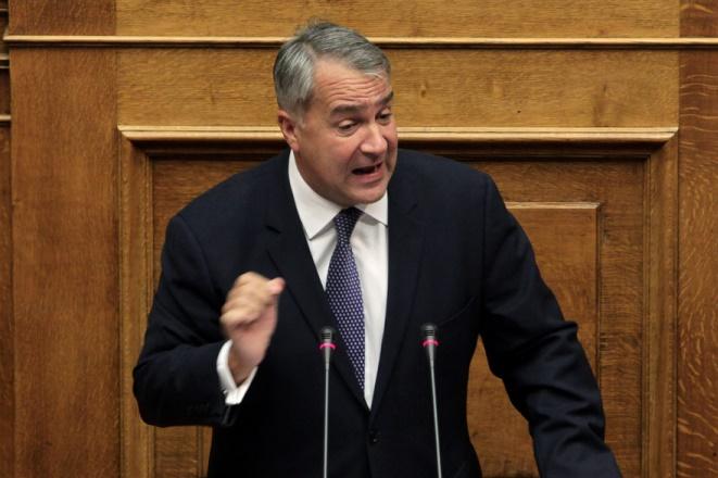 Βορίδης: «Ο ΣΥΡΙΖΑ θα απαλλοτριώσει τα μέσα παραγωγής»