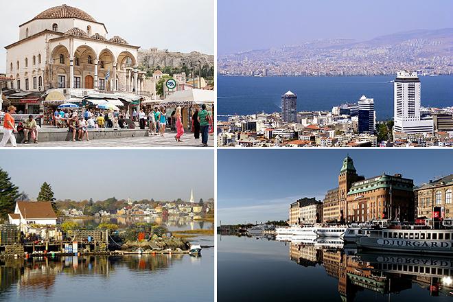 Οι καλύτερες περιοχές στον κόσμο να ζεις