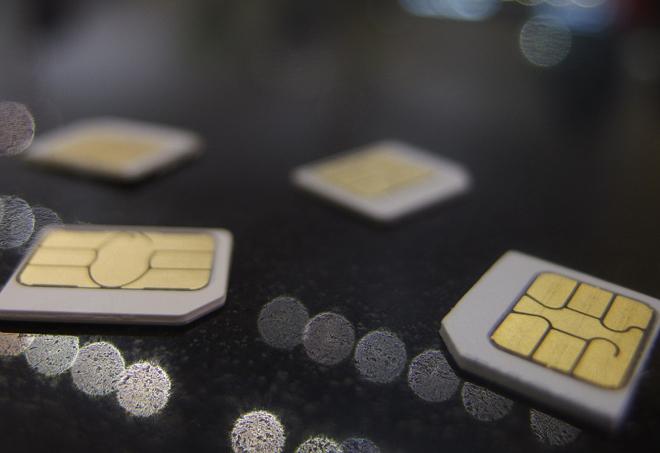 Τους ίδιους τους χρήστες ξεπερνούν οι κάρτες SIM
