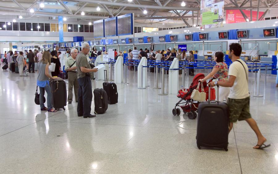 Ανοδική πορεία και διεθνής διάκριση για τον Διεθνή Αερολιμένα «Ελευθέριος Βενιζέλος»