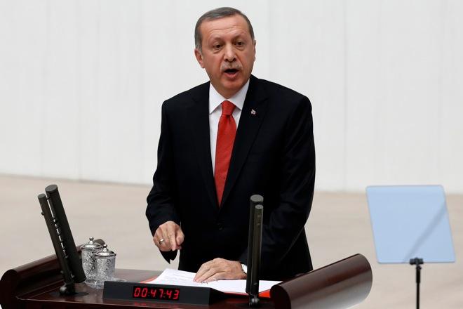 Ερντογάν σε ΕΕ: Εμείς θα τραβήξουμε τον δρόμο μας και εσείς τον δικό σας