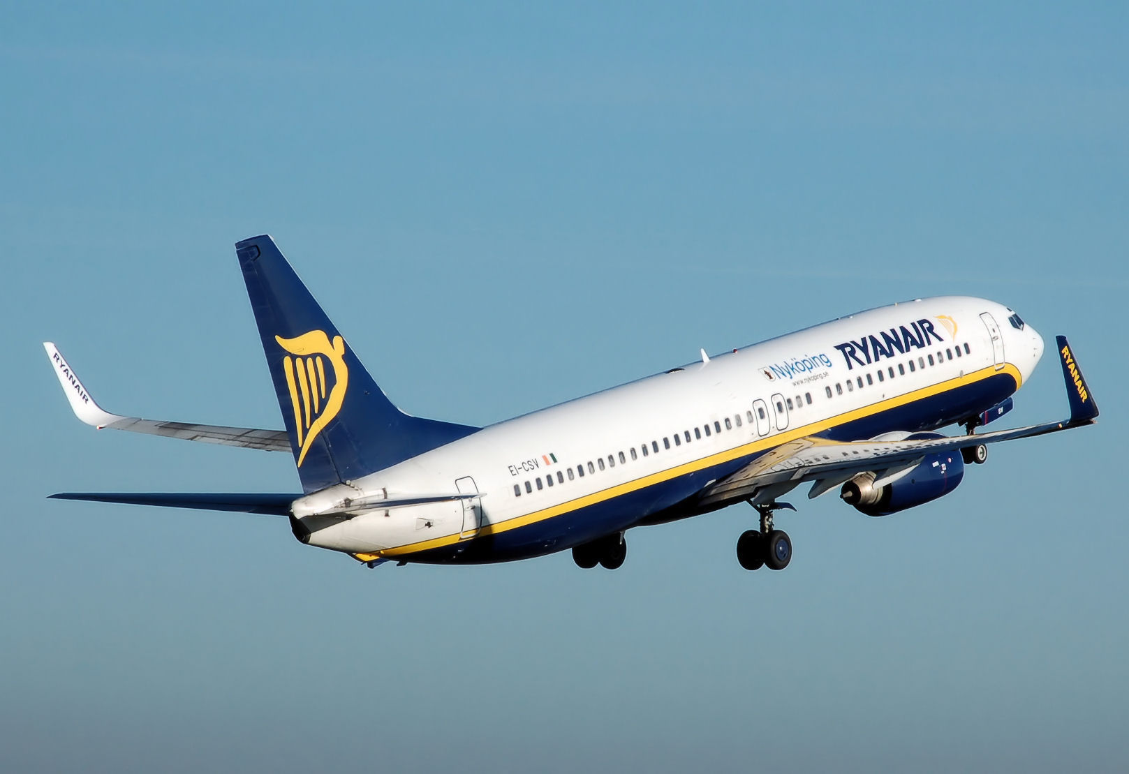 Η Αθήνα στις προτάσεις της Ryanair για τον Νοέμβριο