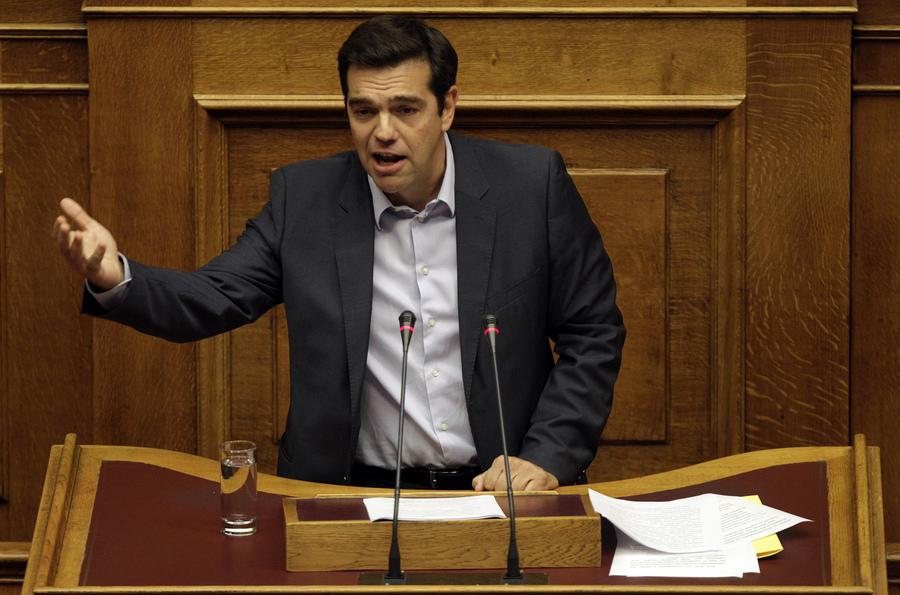 Αλέξης Τσίπρας: Ούτε με το κιάλι δεν βλέπετε 180 βουλευτές