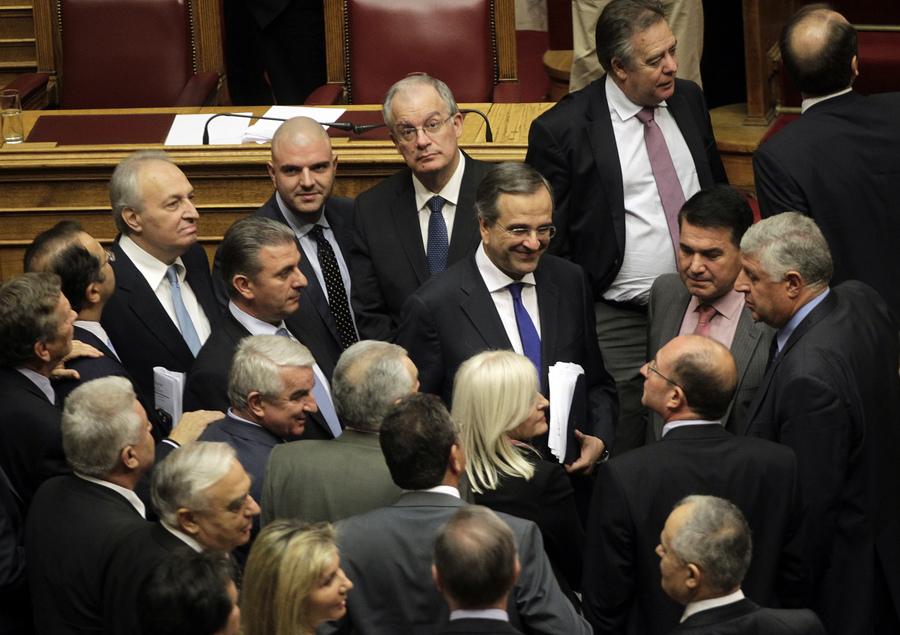 H κυβέρνηση κέρδισε την εμπιστοσύνη…όχι τους ανεξάρτητους