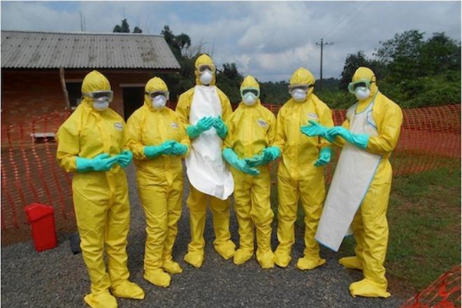 Συντονισμός δράσεων για ενδεχόμενο κρούσμα Έμπολα στην Ελλάδα