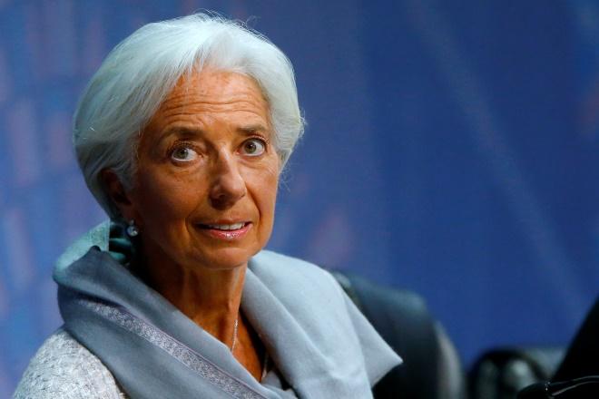 Λαγκάρντ: Είμαστε έτοιμοι να συνεχίσουμε να στηρίζουμε την Ελλάδα