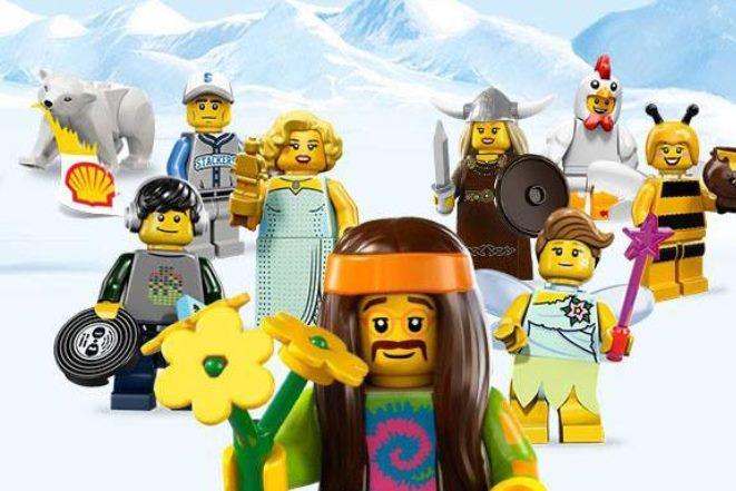 Η Lego σταματάει την συνεργασία με τη Shell
