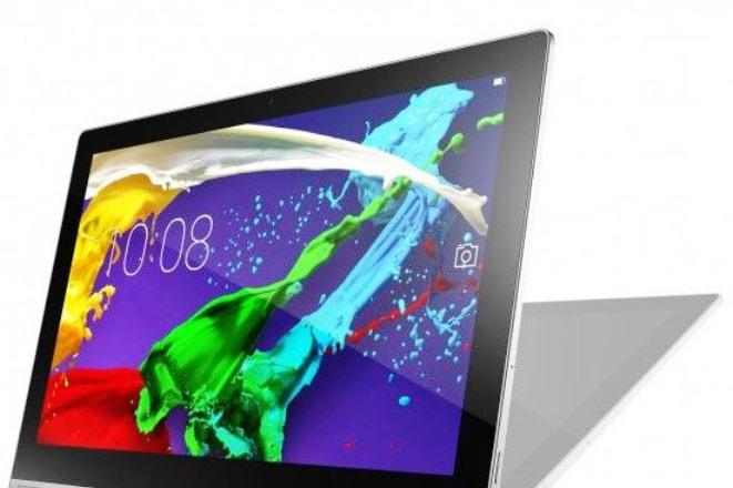 Μόνο καφέ δε ψήνει το νέο tablet της Lenovo!