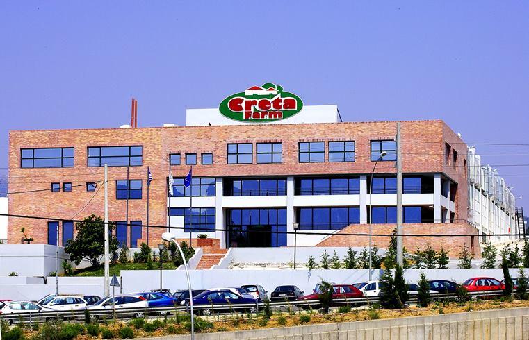 Αύξηση πωλήσεων και κερδοφορίας για την Creta Farms στο εννεάμηνο