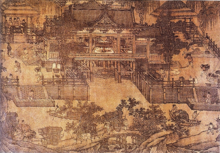 song Dynasty in China