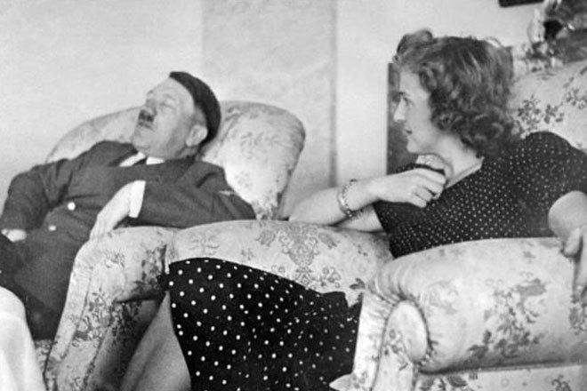 Ο Χίτλερ και η Εύα Μπράουν έκαναν σεξ χωρίς να αγγίζονται!