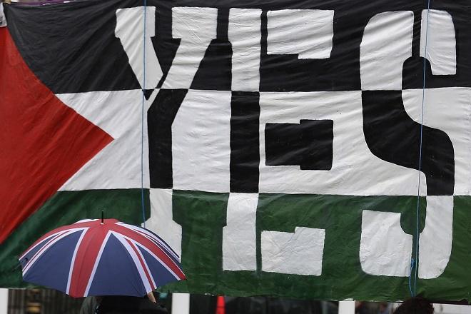 Στα «χαρακώματα» Ισραήλ-Βρετανία για την πρόταση αναγνώρισης του Παλαιστινιακού κράτους