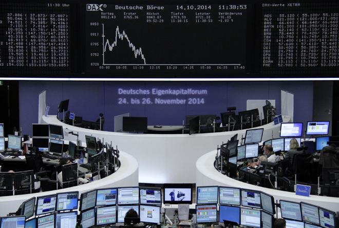 «Μαύρη» μέρα για τις ευρωπαϊκές αγορές