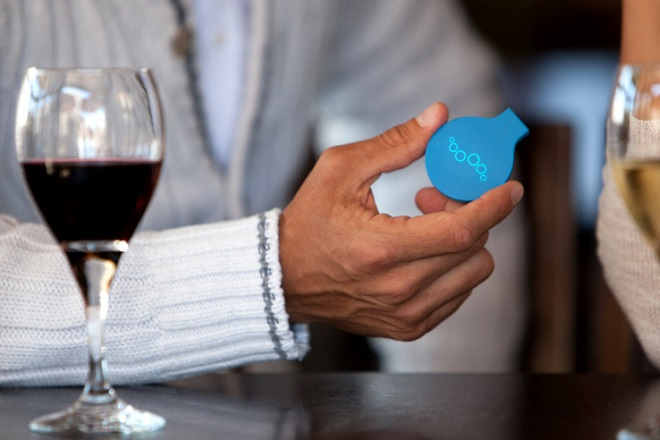 Ένας ανιχνευτής αλκοόλ στο κινητό σας