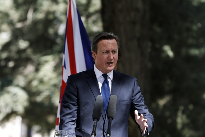 Μια «τελευταία διαπραγμάτευση» με την ΕΕ θα επιχειρήσει ο Ντέιβιντ Κάμερον