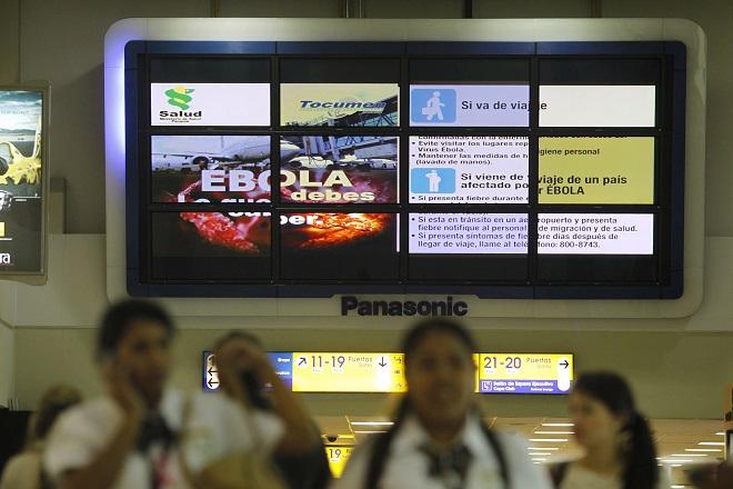 Εντείνεται η διεθνής προσπάθεια αντιμετώπισης του Έμπολα