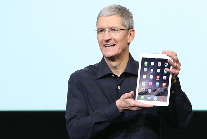 Νέο, λεπτότερο και πιο γρήγορο iPad από την Apple