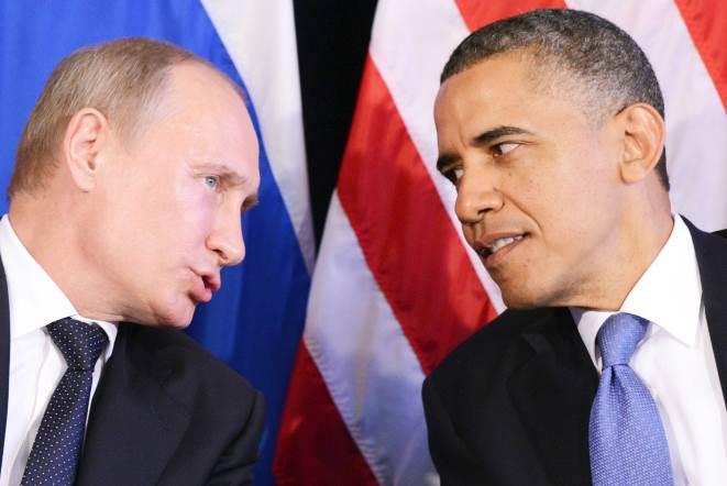 Πούτιν: O Ομπάμα έχει εχθρική στάση απέναντι στη Ρωσία