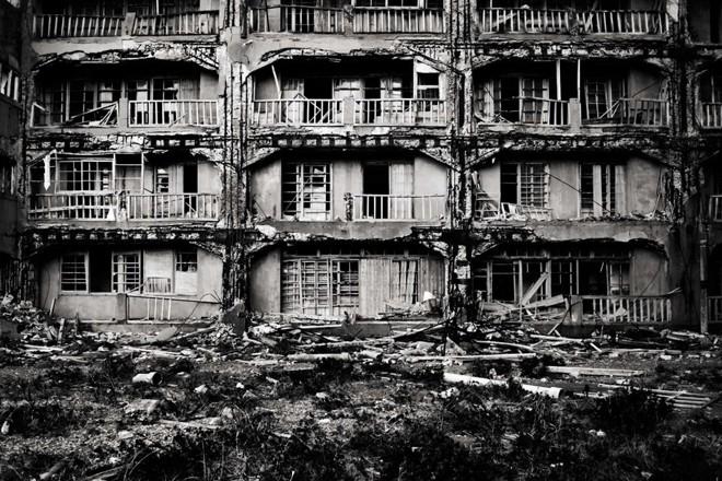 """Εντυπωσιακές πόλεις – """"φαντάσματα"""""""