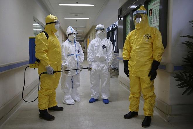 Ελληνική «άσκηση ετοιμότητας» για την αντιμετώπιση του Έμπολα
