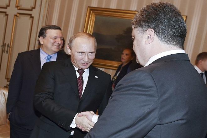 Κίεβο και Μόσχα συμφώνησαν για το φυσικό αέριο