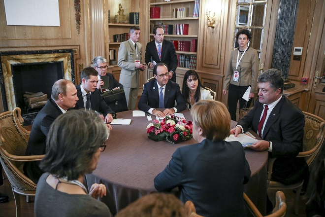 Πρόοδος στις συνομιλίες Ρωσίας-Ουκρανίας για το φυσικό αέριο