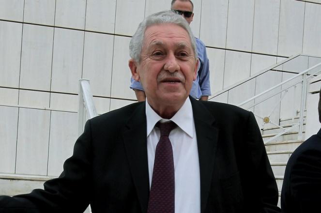 Κουβέλης: Στηρίζω τον Τσίπρα να κερδίσει τις εκλογές