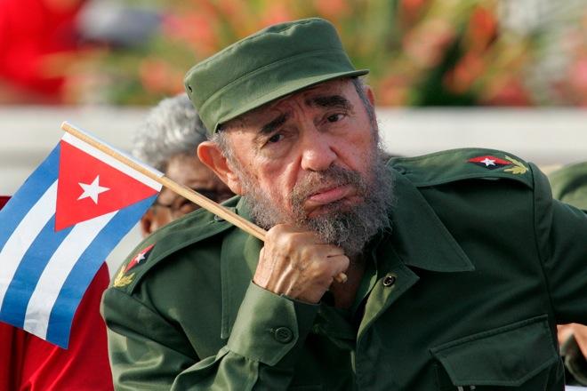 «Χείρα φιλίας» στις ΗΠΑ τείνει ο Φιντέλ Κάστρο λόγω Έμπολα