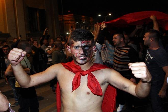 Στα social media μεταφέρθηκε η αντιπαράθεση Αλβανίας και Σερβίας