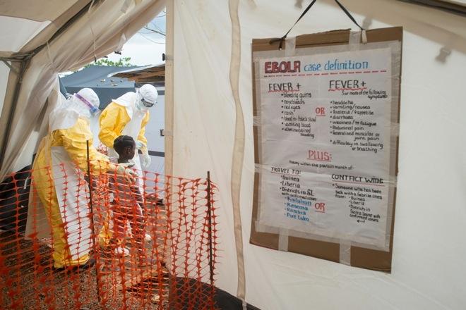 Οι Γιατροί Χωρίς Σύνορα μας μιλούν για την επιδημία Έμπολα