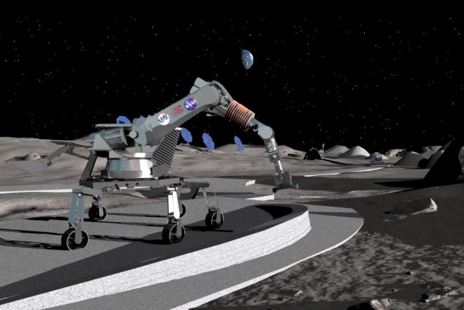 Έρχονται τα 3D «εκτυπωμένα» σπίτια. Ακόμα και στον Άρη!