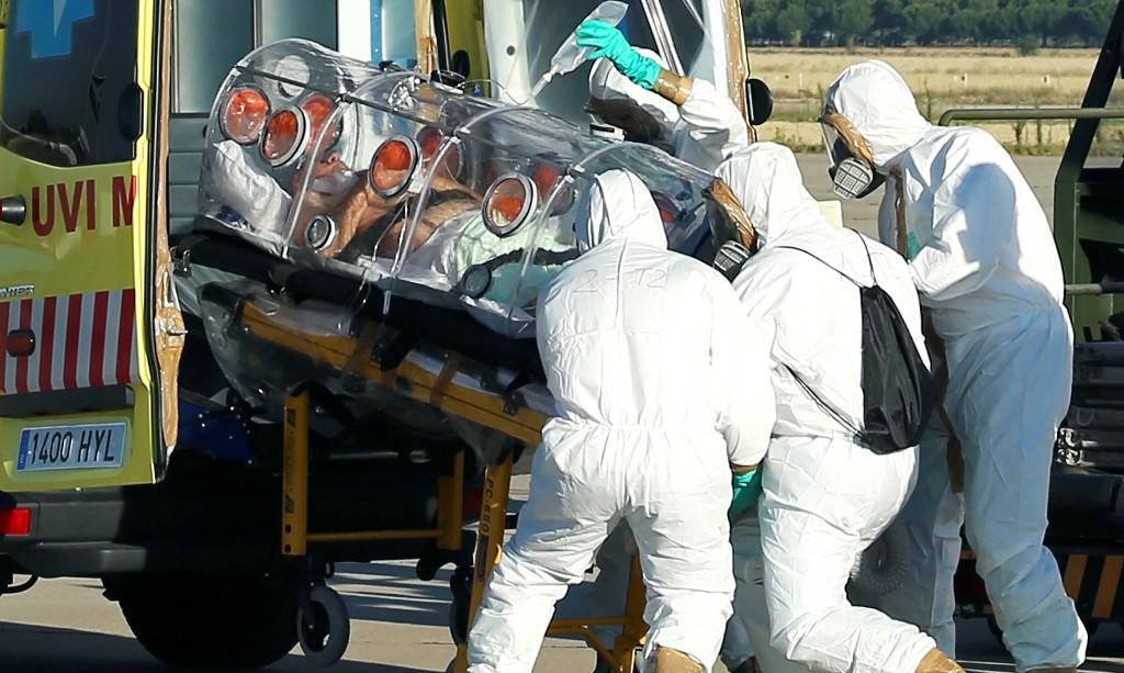 Δεν πάσχει από Έμπολα ο άνδρας που προσήλθε σε νοσοκομείο της Πάτρας