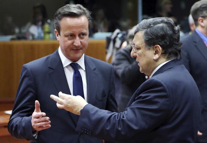 Μπαρόζο προς Κάμερον: Η μεταναστευτική πολιτική της Βρετανίας θα σας αποξενώσει