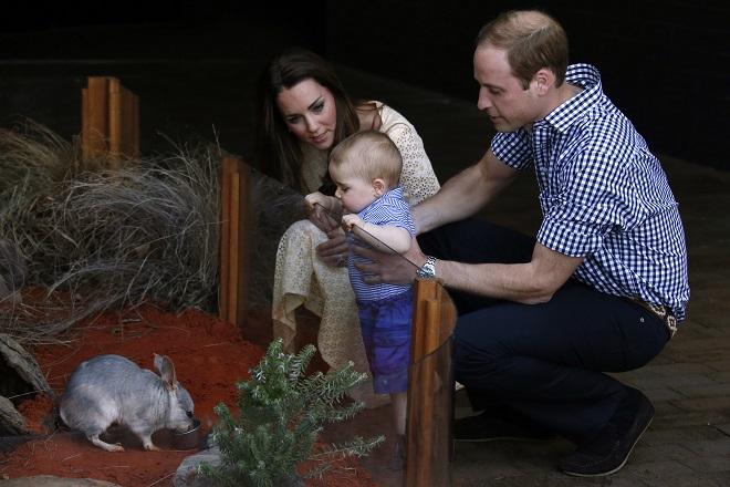 Τον Απρίλιο η βασιλική γέννα στη Μεγάλη Βρετανία