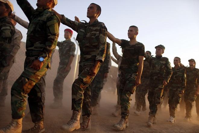 Νέες αεροπορικές επιδρομές εναντίον τζιχαντιστών του Ισλαμικού Κράτους