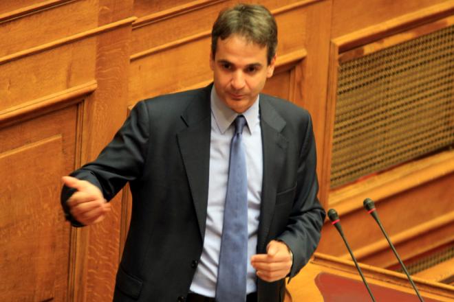 Μητσοτάκης: Εκλογές για να τελειώνουμε με την πιο ανίκανη κυβέρνηση της μεταπολίτευσης
