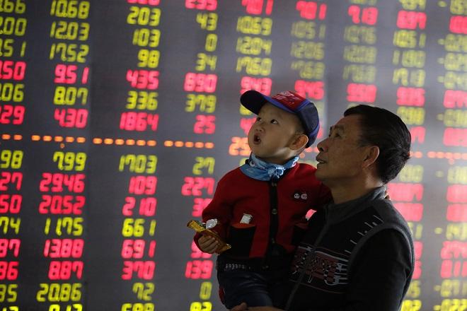 Με αργούς ρυθμούς κινείται η κινεζική οικονομία