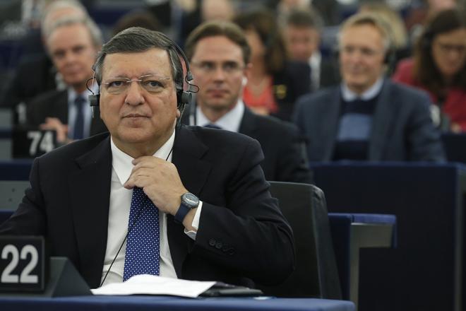 Μπαρόζο: Παρά τις προβλέψεις η Ελλάδα δεν βγήκε από το ευρώ